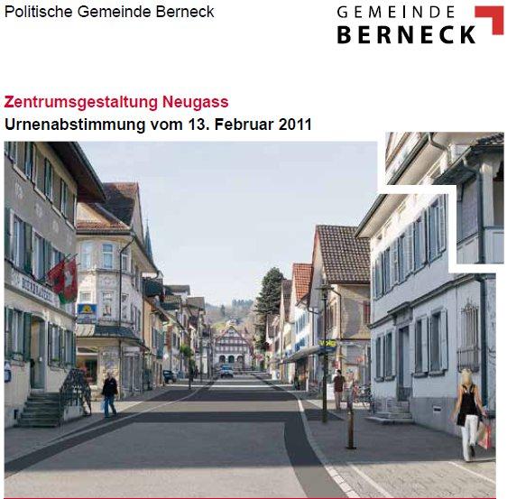 Das zukünftige Herz von Berneck