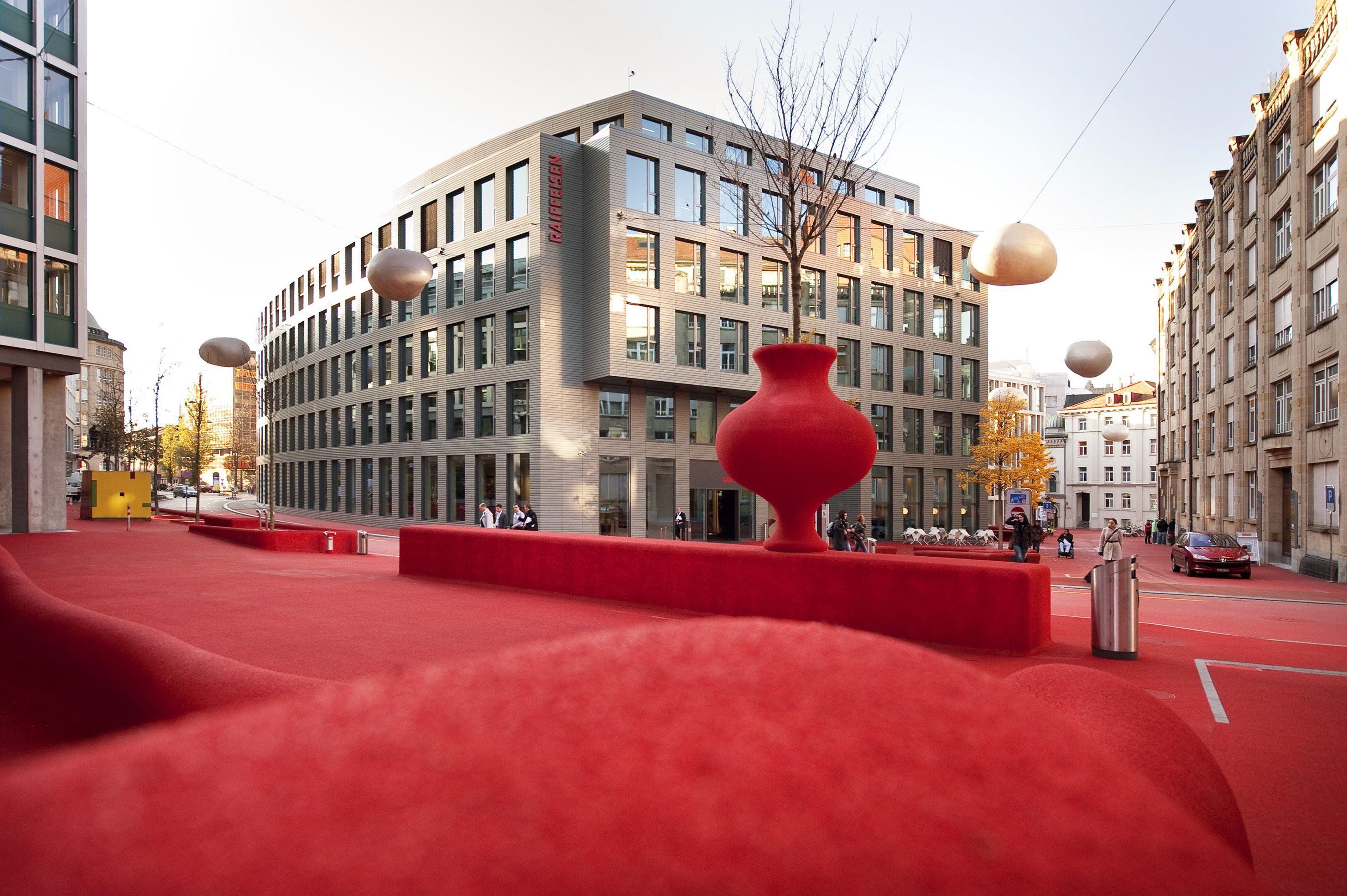 Hightech von heute: Carlos Martinez Architekten AG